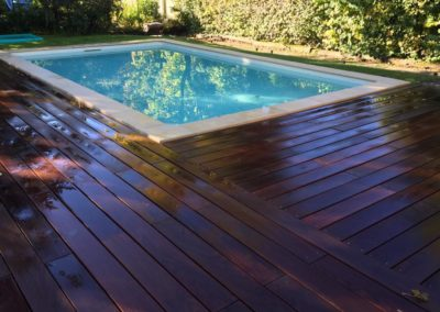 terrasse piscine gap